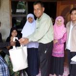สพป.สตูล รณรงค์เยี่ยมบ้านนักเรียน กระตุ้นสังคมร่วมดูแลช่วยเหลือนักเรียน