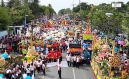 จังหวัดนครศรีธรรมราชจัดงานประเพณีเทศกาลบุญสารทเดือนสิบฉลองพระบรมธาตุสู่มรดกโลก