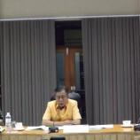 """กอ.รมน.จังหวัดสงขลาประชุมซักซ้อมแผนเผชิญเหตุ """"หาดใหญ่สันติสุข 0158"""" เพื่อประกอบแผนรักษาความปลอดภัยอำเภอหาดใหญ่ ประจำปีงบประมาณ 2558"""