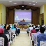 สช.ยะลาเปิิดโครงการสัมนาเชิงวิชาการเทคนิคการสอนอิสลามศึกษาแก่ผู้สอนศูนย์การศึกษาอิสลามประจำมัสยิด (ตาดีกา)