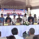 """แถลงข่าวการจัดงานเปิดประตูสู่อาเซียนไปกับสงขลาไบค์วีค ครั้งที่ 1"""" (Songkhla Bike Week 1 st. )"""