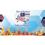 """การท่องเที่ยวมาเลเซียเจาะตลาดไทยปี 2558 กับแคมเปญ """"ปีแห่งเทศกาล 2015…การเฉลิมฉลองแบบไม่มีสิ้นสุด"""""""