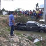 รถขนใบกระท่อมเสียหลักชนต้นไม้และตกลงไปในแอ่งน้ำริมถนนมีผู้ได้รับบาดเจ็บ3 คนทั้งพ่อแม่ลูก พบเป็นรถของตำรวจ สภ.นาหม่อม เจ้าหน้าที่เตรียมสอบสวนผู้ที่เกี่ยวข้อง