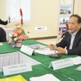 ผู้ตรวจราชการกระทรวงศึกษาธิการเปิดประชุมเชิงปฏิบัติการประสานแผนปฏิบัติการตรวจราชการ ของผู้ตรวจราชการกระทรวงศึกษาธิการ ประจำปีงบประมาณ 2558 เขตตรวจราชการที่ 6