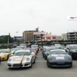 """ททท.หาดใหญ่ต้อนรับคาราวานรถยนต์ """"Porsche Club Singapore"""""""