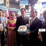 รัฐมนตรีว่าการกระทรวงพาณิชย์ ให้เกียรติเยี่ยมชมบูธ PFP ในงาน Southern International Trade Expo 2015