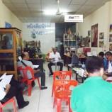 สมาคมเครือข่ายผู้สื่อข่าวภาคใต้จัดประชุมประจำเดือนกันยายน 2558 ครั้งที่ 6