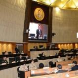 สนช. ร่วมการประชุมระหว่างคณะรักษาความสงบแห่งชาติ คณะรัฐมนตรี สภานิติบัญญัติแห่งชาติ สภาขับเคลื่อนการปฏิรูปประเทศ และคณะกรรมการร่างรัฐธรรมนูญ (แม่น้ำ 5 สาย) ครั้งที่ 5