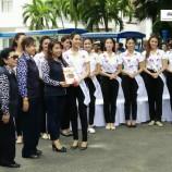 ชาวจังหวัดนราธิวาสร่วมต้อนรับผู้เข้าประกวดนางสาวไทย ประจำปี 2559