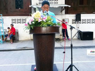 """เริ่มใหญ่สมการรอคอย  กีฬาสีภายในโรงเรียนปริยัตรังสรรค์  """"น้ำเงินเหลืองเกมส์""""ครั้งที่ 49 ประจำปีการศึกษา 2559  อำเภอเมืองเพชรบุรี จังหวัดเพชรบุรี"""