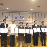 เชฟรอน – คีนัน จับมือ มทร. ศรีวิชัย เปิดศูนย์ TVET Hub มุ่งพัฒนาครู และนักศึกษาอาชีวะ ปลดล็อคข้อจำกัดสู่แรงงานไทยยุค 4.0
