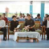 โรงเรียนเทศบาล 2 (อ่อนอุทิศ) จัดประชุมผู้ปกครองนักเรียนระดับชั้นประถมศึกษาปีที่1-6 ภาคเรียนที่ 1 ปีการศึกษา 2560