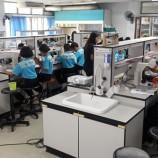 มรภ.สงขลา ฝึก นร.ประถม-มัธยม ใช้เครื่องมือวิทยาศาสตร์ เปิดประสบการณ์เรียนรู้สิ่งมีชีวิตผ่านกล้องจุลทรรศน์