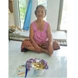 ป้าเนี่ยว…ผู้อาวุโสอายุ 89 ปี นางเนี่ยว จันทะมณี เป็นคนดังระดับประเทศ