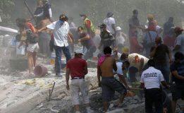 ยอดตายแผ่นดินไหว7.1เม็กซิโกพุ่ง130ศพ