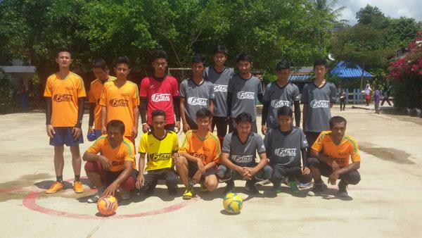 กีฬาสานสัมพันธ์ในชุมชนสุไหงบาลา ครั้งที่ 3