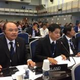 สนช.เข้าร่วมการประชุมคณะกรรมาธิการสหภาพรัฐสภาว่าด้วยการพัฒนาที่ยั่งยืน การคลังและการค้า