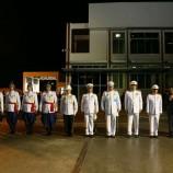 ตำรวจภูธรภาค 9 ร่วมส่งเสด็จ สมเด็จพระเจ้าอยู่หัวมหาวชิราลงกรณ บดินทรเทพยวรางกูร