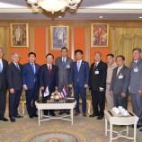 สนช. ให้การรับรองสมาชิกรัฐสภาเกาหลี ในฐานะประธานคณะกรรมการการเสนอเป็นเจ้าภาพชุมนุมลูกเสือโลกแห่งสมาคมลูกเสือสาธารณรัฐเกาหลี (KSA)