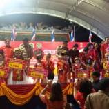 เทศบาลเมืองปัตตานีร่วมกับชมรมชาวไทยเชื้อสายจีนจังหวัดปัตตานีจัดงานเทศกาลตรุษจีน ประจำปี 2561
