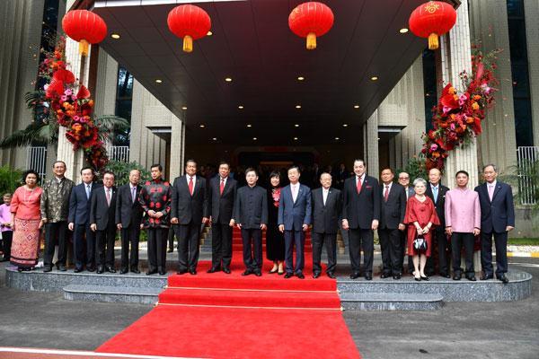 สนช. ร่วมงานฉลองเทศกาลตรุษจีน
