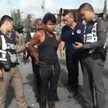 พิษรักต่างด้าว ที่ชลบุรี ชาวกัมพูชา โมโหเห็นสาวไม่เล่นด้วย ใช้มีดขอฟันจนเสียชีวิต และยอมมอบตัวให้ตำรวจดำเนินคดี