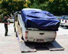 ตรวจพบรถเสียจอดกลางถนน ตร.เข้าช่วย ผงะ!! พบยาบ้าล็อตใหญ่กว่า 10 ล้านเม็ด