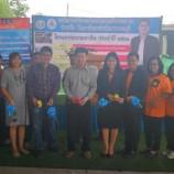 """สระบุรี-นายก อบต.หน้าพระลาน ร่วมกับวิทยาลัยอาชีวศึกษาสระบุรี จัดโครงการศูนย์ซ่อมสร้างเพื่อชุมชน""""Fixi it Center Thailand 4.0""""และโครงการฝึกอาชีพ ประจำปี 2561 ของ อบต.หน้าพระลาน เพื่อช่วยเหลือและบรรเทาความเดือดร้อนของประชาชนในชุมชน"""