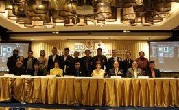 สมาคมผู้สื่อข่าวบันเทิงแห่งประเทศไทยแถลงข่าวงานประกาศผลรางวัลพระราชทานพระสุรัสวดี (รางวัลตุ๊กตาทอง) ครั้งที่ 31 ประจำปี 2560