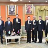 สนช.ให้การรับรองเอกอัครราชทูตสหรัฐอาหรับเอมิเรตส์ประจำประเทศไทย ในโอกาสเพื่อชี้แจงเกี่ยวกับสถานการณ์ในเมืองโฮไดดาห์ของเยเมน