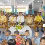 โรงเรียนเทศบาล 2 (อ่อนอุทิศ)จัดกิจกรรมวันภาษาไทยแห่งชาติ