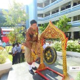 โรงเรียนเทศบาล5(วัดหัวป้อมนอก) จัดกิจกรรมงานภาษาไทยแห่งชาติ