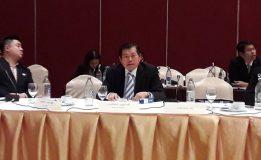 นายก อบจ.สงขลาร่วมประชุมข้อเสนอ การพัฒนาภาคใต้กลุ่มอ่าวไทยและภาคใต้กลุ่มอันดามัน