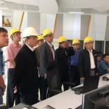 โรงไฟฟ้าจะนะต้อนรับผู้ตรวจราชการกระทรวงพลังงาน