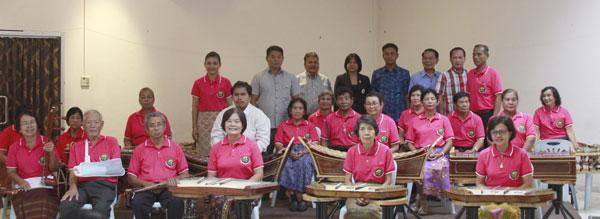 มรภ.สงขลา จับมือท้องถิ่น-กศน. จัดการศึกษาต่อเนื่องผู้สูงอายุ คัด 5 หลักสูตรทางนาฏศิลป์ฯ ดนตรีไทย สร้างสุขผู้สูงวัย