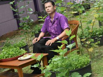 มรภ.สงขลา ผุดแนวคิดห้องสมุดสีเขียว ดึงเด็กรุ่นใหม่เรียนรู้วิถีเกษตรตามแนวพระราชดำริ