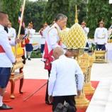 สนช. พิธีฉลองวันพระราชทานรัฐธรรมนูญแห่งราชอาณาจักรไทย ประจำปีพุทธศักราช 2561