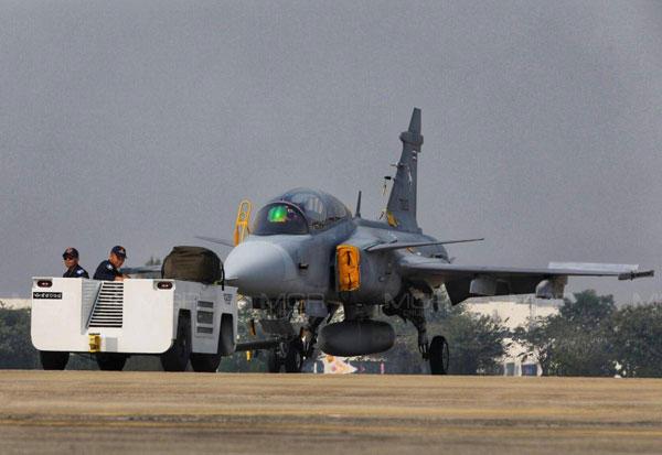กองทัพอากาศ ซ้อมใหญ่การแสดงการบิน ต้อนรับวันเด็กแห่งชาติ ปี 62