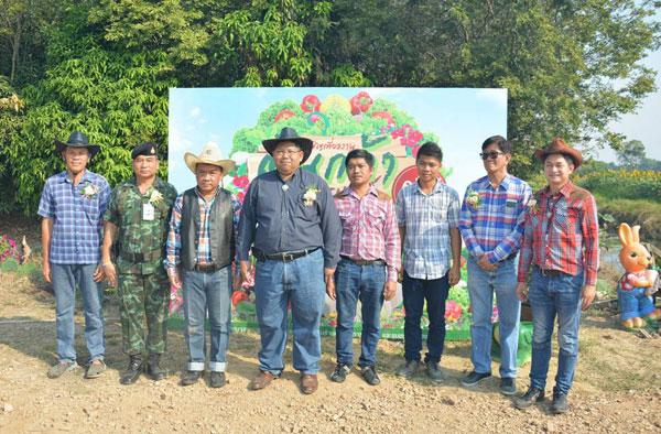 รองผู้ว่าฯสระบุรี เปิดงานต้นกล้าเกษตรแฟร์ ครั้งที่ 3 ที่บ้านวังงูเห่า ต.พระยาทด อ.เสาไห้ จ.สระบุรี นักท่องเที่ยวและประชาชนสามารถเข้าชมฟรี