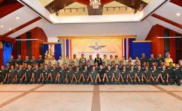 ผู้ว่าฯ สงขลาเปิดการอบรมเรื่องสถาบันพระมหากษัตริย์กับประเทศไทย