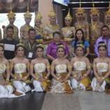 มรภ.สงขลา นำโนราภาคใต้ 'นาฏลักษณ์ทักษิณ'  โชว์การแสดงเวทีศิลปวัฒนธรรมอุดมศึกษา ครั้งที่ 19