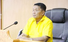 เทศบาลเมืองคลองแหประชุมประจำเดือนคณะผู้บริหารเทศบาลเมืองคลองแห ครั้งที่ 5/2562