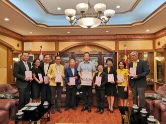 ภาคีคนรักเมืองสงขลาสมาคม พร้อมนักวิชาการ 3 มหาวิทยาลัย เทียบเชิญกงสุลใหญ่สาธารณรัฐประชาชนจีน ร่วมประชุมวิชาการนานาชาติ