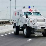 เผยโฉม First Win Ambulance รถพยาบาลหุ้มเกราะคันแรกในไทย!