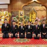 นักศึกษา มรภ.สงขลา รับรางวัลความประพฤติดี พุทธสมาคมฯ เชิดชูเกียรติเยาวชนต้นแบบ