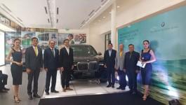มิลเลนเนียมออโต้ เชิญสัมผัสความเหนือระดับ ยกทัพยนตรกรรมสุดหรู ในงาน BMW World of Luxury