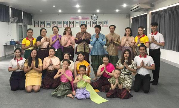 ม.Gansu ประเทศจีน เยือน มรภ.สงขลา เรียนรู้ภาษา-วัฒนธรรมไทย