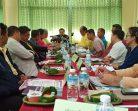 วุฒิสภาร่วมประชุมหารือกับนักวิจัยมหาวิทยาลัยพะเยา