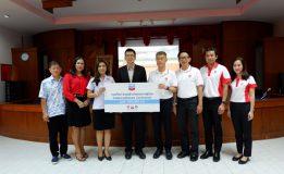คาลเท็กซ์ ลงใต้ หนุนกิจกรรมเพื่อสังคม สร้างห้องตรวจโรค รพ.สิงหนคร เดินหน้าพัฒนาคุณภาพชีวิตของคนไทย