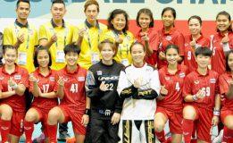 ทัพสาวไทย ระเบิดฟอร์มเฉียบ ไล่ถลุง สหรัฐ ยับเยิน คว้าชัยประวัติศาสตร์รอบแบ่งกลุ่มหนแรกศึกฟลอร์บอลโลก ลุ้นลุยรอบจัดอันดับปะทะซามูไร